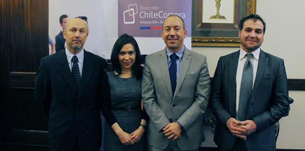 PMG Action Comienza Capacitación Para ChileCompra