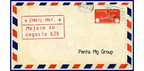 Herramienta De Email MKT, Como Una Herramienta Comercial En Negocios Industriales B2B