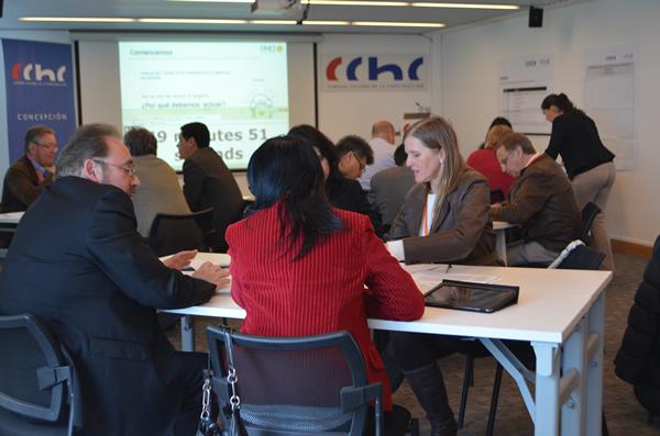 Concepción Fue Sede De Jornada De Planificación Regional Del Programa Productividad Y Construcción Sustentable