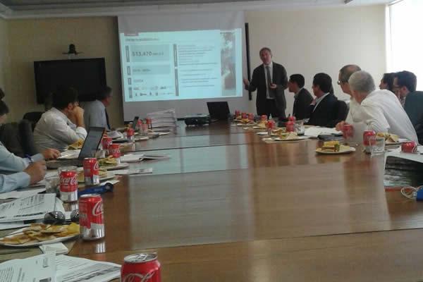Comité Público-privado Aprueba Implementación Del Programa Estratégico Productividad Y Construcción Sustentable, Construye 2025
