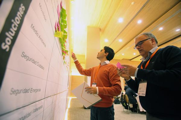Comienza La Construcción Del Mapa Que Guiará Al Programa Estratégico Regional Santiago Ciudad Inteligente