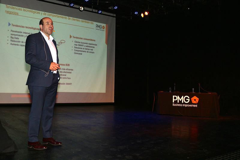 Con éxito Se Vivió Una Nueva Versión Del Evento PMG Time, Que En Esta Oportunidad Abordó La Economía Digitalizada B2B