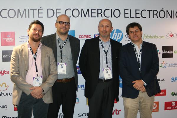 PMG Participó En El ECommerce Innovation Summit De La Cámara De Comercio De Santiago